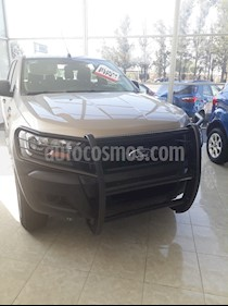 Foto venta Auto nuevo Ford Ranger XL Gasolina Cabina Doble color Gris precio $385,500