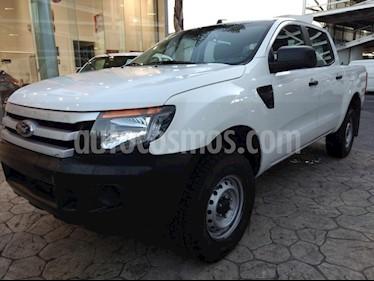 Foto venta Auto usado Ford Ranger XL Gasolina Cabina Doble (2016) color Blanco precio $275,000