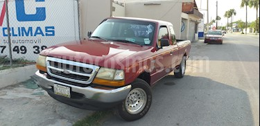 Ford Ranger XL Gasolina Cabina Doble usado (2000) color Marron precio $68,000