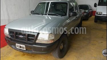 Foto venta Auto Usado Ford Ranger XL Plus 2.3L 4x2 CD (2003) color Gris Plata  precio $230.000