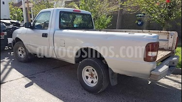 Foto venta Auto usado Ford Ranger XL Plus 2.8L 4x2 TDi CS (2005) color Gris Plata  precio $195.000