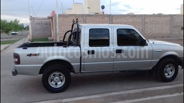 Ford Ranger XL Plus 2.8L 4x4 TDi CD usado (2006) color Gris precio $310.000