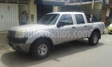 Foto venta Auto usado Ford Ranger XL Plus 3.0L 4x2 TDi CD (2010) color Gris Mercurio