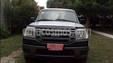 Foto venta Auto usado Ford Ranger XL Plus 3.0L 4x2 TDi CD (2011) color Blanco Oxford precio $406.000