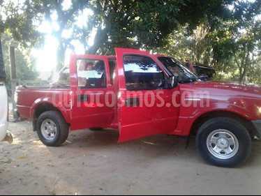 Foto venta Auto usado Ford Ranger XL Plus 3.0L 4x2 TDi CD (2008) color Rojo Italia precio $388.000