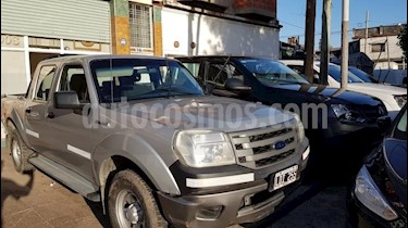 Foto venta Auto usado Ford Ranger XL Plus 3.0L 4x2 TDi CD (2012) color Gris Mercurio precio $355.000