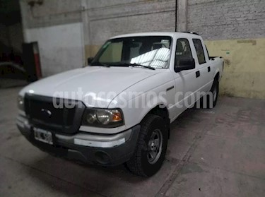 foto Ford Ranger XL Plus 3.0L 4x2 TDi CD usado (2006) color Blanco precio $305.000