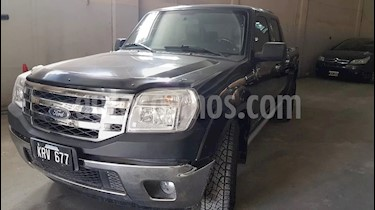Foto venta Auto usado Ford Ranger XL Plus 3.0L 4x2 TDi CD (2011) color Negro precio $325.000