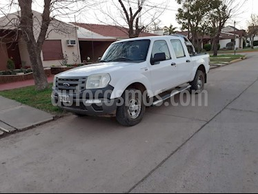 Ford Ranger XL Plus 3.0L 4x2 TDi CD usado (2011) color Blanco Oxford precio $420.000