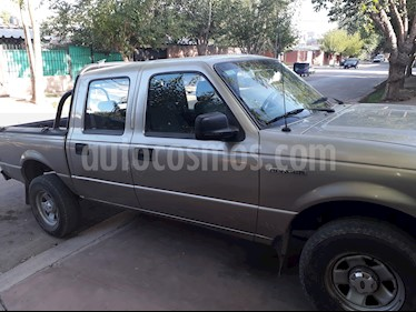 Ford Ranger XL Plus 3.0L 4x2 TDi CD usado (2008) color Perla Ocre precio $380.000
