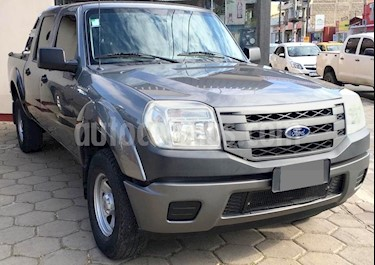 Ford Ranger XL Plus 3.0L 4x2 TDi CD usado (2011) color Gris precio $675.000