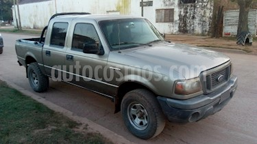 foto Ford Ranger XL Plus 3.0L 4x2 TDi CD usado (2008) color Gris precio $295.000