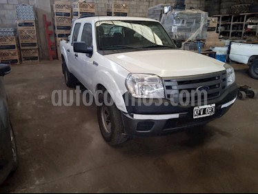 Ford Ranger XL Plus 3.0L 4x2 TDi CD usado (2011) color Blanco precio $680.000