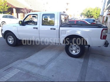 Ford Ranger XL Plus 3.0L 4x4 TDi CS usado (2011) color Blanco precio $580.000