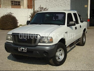 foto Ford Ranger XL Plus 3.0L 4x4 TDi CS usado (2009) color Blanco precio $350.000
