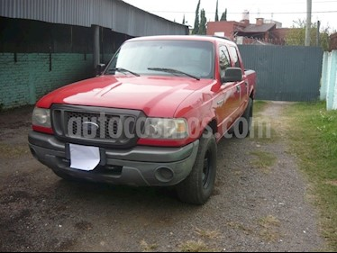 Foto Ford Ranger XL Plus 3.0L 4x4 TDi CS usado (2007) color Rojo precio $286.000