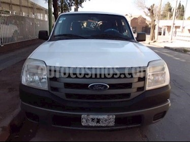 Ford Ranger XL Plus 3.0L 4x4 TDi CS usado (2012) color Blanco precio $650.000