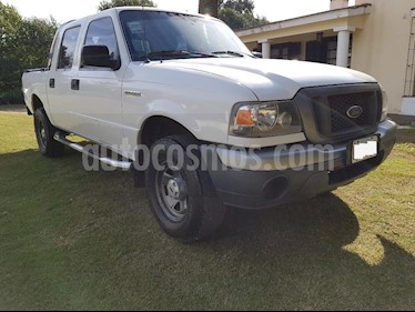 foto Ford Ranger XL Plus 3.0L 4x4 TDi CS usado (2008) color Blanco precio $365.000