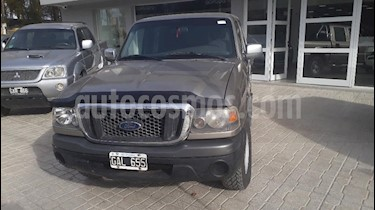 Ford Ranger XL Plus 3.0L 4x4 TDi CS usado (2007) color Beige precio $365.000