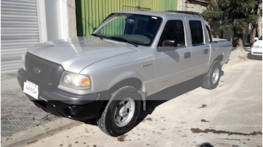 foto Ford Ranger XL Plus 3.0L 4x4 TDi CS usado (2008) color Gris Claro precio $397.000