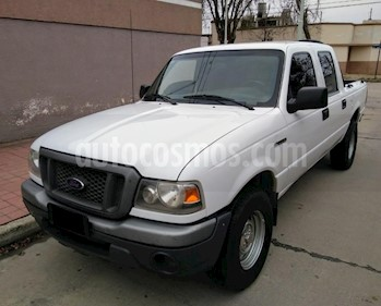 Ford Ranger XL Plus 3.0L 4x4 TDi CS usado (2009) color Blanco precio $360.000