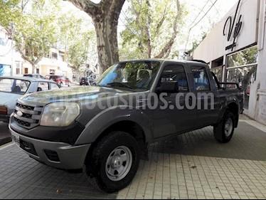 Foto venta Auto usado Ford Ranger XL Plus 3.0L 4x4 TDi CS (2010) color Gris Oscuro precio $440.000