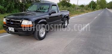 Ford Ranger XL Sport Regular Cab Caja California usado (1999) color Negro precio $77,000