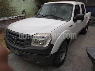 Foto venta Auto usado Ford Ranger XLCabina Doble Ac (2012) color Blanco precio $120,000