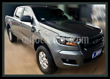 Foto venta Auto usado Ford Ranger XLS 3.2L 4x2 TDi CD 2015/2016 (2017) color Gris Oscuro precio $1.105.000