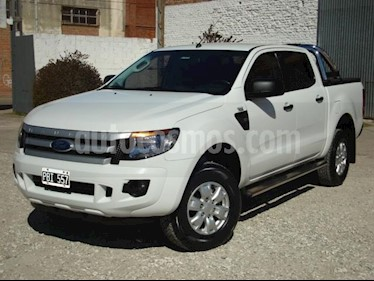 Foto venta Auto usado Ford Ranger XLS 3.2L 4x2 TDi CD 2015/2016 (2015) color Blanco precio $550.000