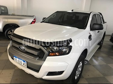 Foto venta Auto usado Ford Ranger XLS 3.2L 4x2 TDi CD 2015/2016 (2017) color Blanco precio $980.000