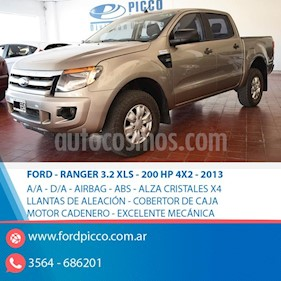 Foto Ford Ranger XLS 3.2L 4x2 TDi CD 2015/2016 usado (2013) color Beige