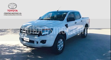 Foto venta Auto usado Ford Ranger XLS 3.2L 4x2 TDi CD 2015/2016 (2015) color Blanco precio $690.000