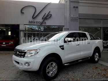 Foto venta Auto usado Ford Ranger XLS 3.2L 4x2 TDi CD 2015/2016 (2015) color Blanco precio $890.000