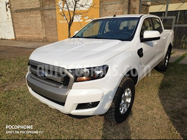 Foto venta Auto usado Ford Ranger XLS 3.2L 4x2 TDi CD Aut (2019) color Blanco precio $1.550.000