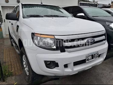 Foto Ford Ranger XLS 3.2L 4x2 TDi CD usado (2016) color Blanco Oxford precio $790.000