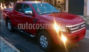 Foto venta Auto Usado Ford Ranger XLS 3.2L 4x2 TDi CD (2013) color Rojo Bari