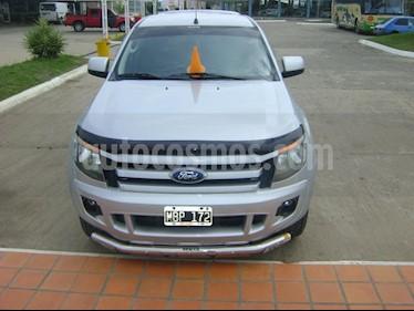 Foto venta Auto usado Ford Ranger XLS 3.2L 4x2 TDi CD (2013) color Gris Claro precio $660.000