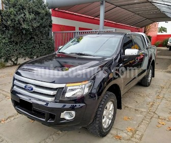 Foto Ford Ranger XLS 3.2L 4x4 TDi CD  usado (2015) color Negro precio $830.000