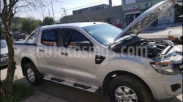 Foto venta Auto usado Ford Ranger XLS 3.2L 4x4 TDi CD  (2014) color Plata Metalizado precio $780.000