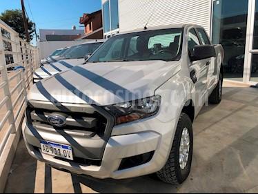 Foto venta Auto usado Ford Ranger XLS 3.2L 4x4 TDi CD (2017) color Plata precio $1.380.000
