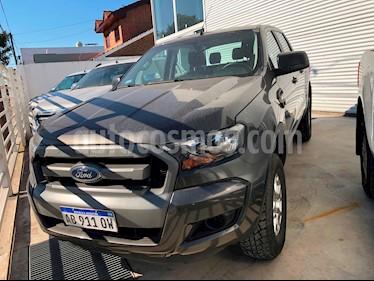 Foto venta Auto usado Ford Ranger XLS 3.2L 4x4 TDi CD (2017) color Gris Mercurio precio $1.480.000