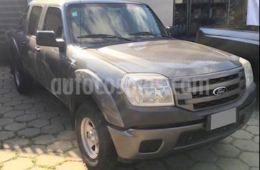 Foto venta Auto usado Ford Ranger XLS Plus 3.0L 4x2 TDi CD (2011) color Gris precio $455.000