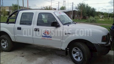 Ford Ranger XLT 3.0L 4x2 TDi CD usado (2008) color Blanco Oxford precio $350.000