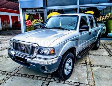 Foto venta Auto usado Ford Ranger XLT 3.0L 4x2 TDi CD (2007) color Gris Claro precio $360.000