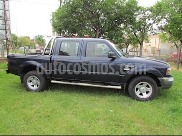 Foto venta Auto usado Ford Ranger XLT 3.0L 4x2 TDi CD (2007) color Azul precio $453.000