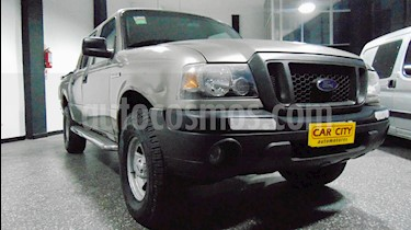 Foto venta Auto usado Ford Ranger XLT 3.0L 4x2 TDi CD (2007) color Bronce precio $280.000