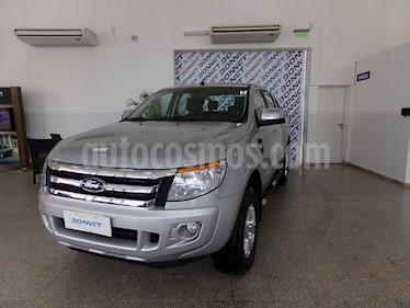 Foto venta Auto Usado Ford Ranger XLT 3.0L 4x2 TDi CD (2015) color Plata Metalizado