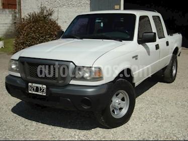 Foto venta Auto usado Ford Ranger XLT 3.0L 4x4 TDi CD (2009) color Blanco precio $210.000