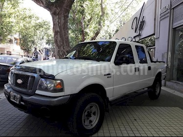 Foto venta Auto usado Ford Ranger XLT 3.0L 4x4 TDi CD (2007) color Blanco precio $320.000